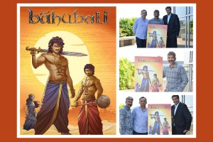 Baahubali Comics Coming Your Way…