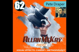 'The Allan McKay Podcast' Features Pete Draper