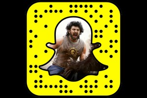 Baahubali Takes On Snapchat