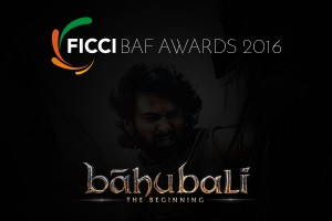 Baahubali Nominated for FICCI BAF Awards 2016