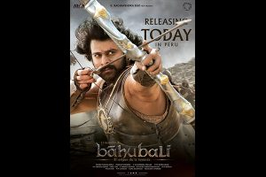 Baahubali – The Indian Epic goes abroad!