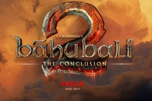 First Look of Baahubali 2 – The Conclusion