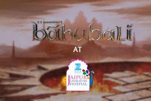 Baahubali At Jaipur Literature Festival, 2017