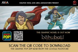 Baahubali Graphic Novel OUT NOW!