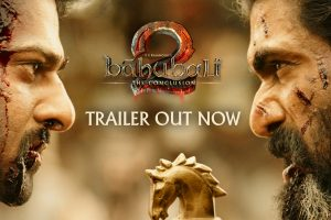 Baahubali 2 – The Conclusion TRAILER!