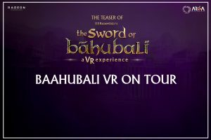 The Sword Of Baahubali – VR TOUR