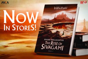 """The Rise Of Sivagami"" in stores now!"