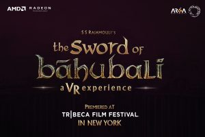 Baahubali VR at TRIBECA Film Festival