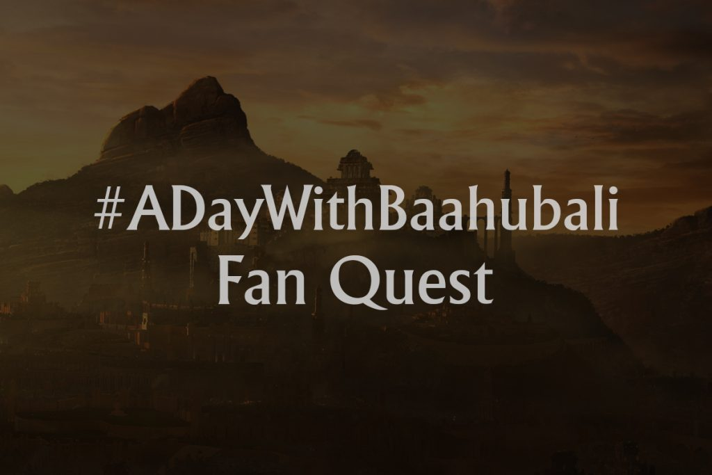 Answers to the Baahubali Quest