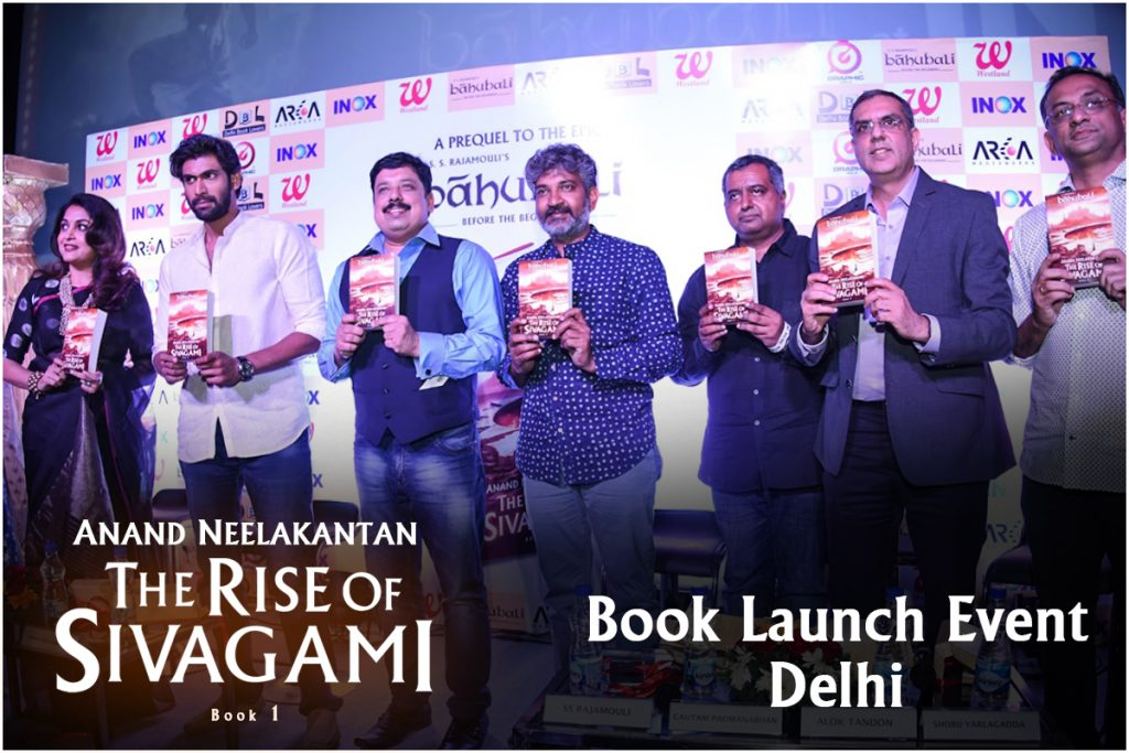 Novel Trilogy Book Launch Event, Delhi