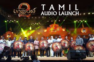 Baahubali 2 Tamil Audio Launch!