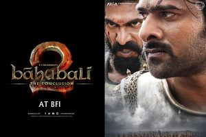 Baahubali at BFI London Film Festival
