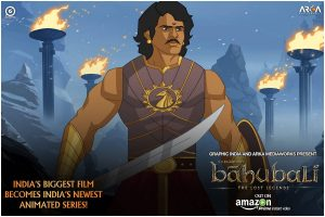 Watch NOW, Baahubali – The Lost Legends!